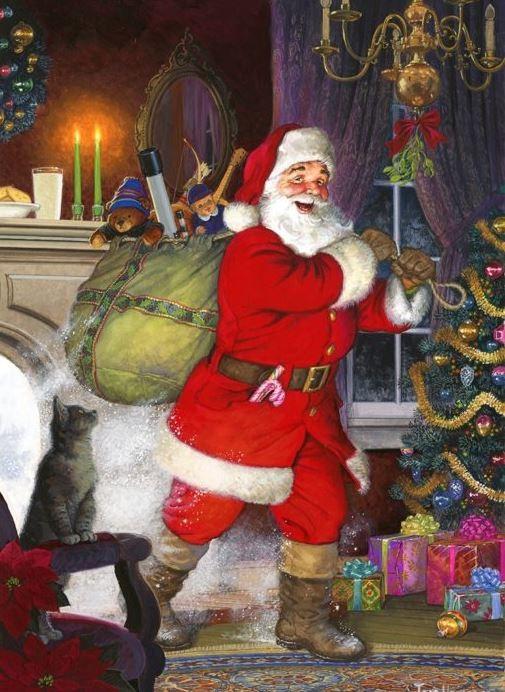 Božiček prihaja......