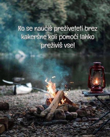 luč ali ogenj