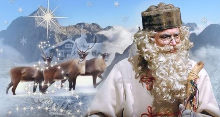 Dedek Mraz prihaja......