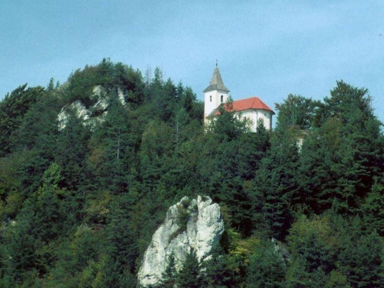 cerkev sv.Katarina - Ostrež