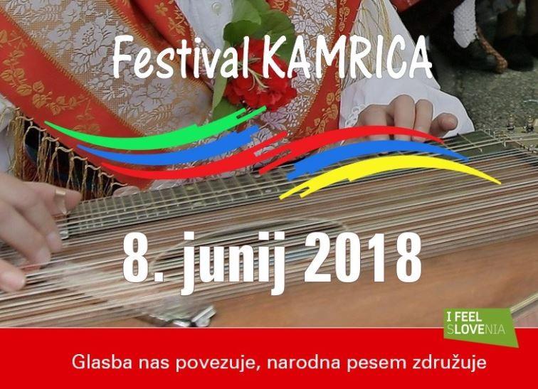 FESTIVAL KAMRICA - 8. junij 2018