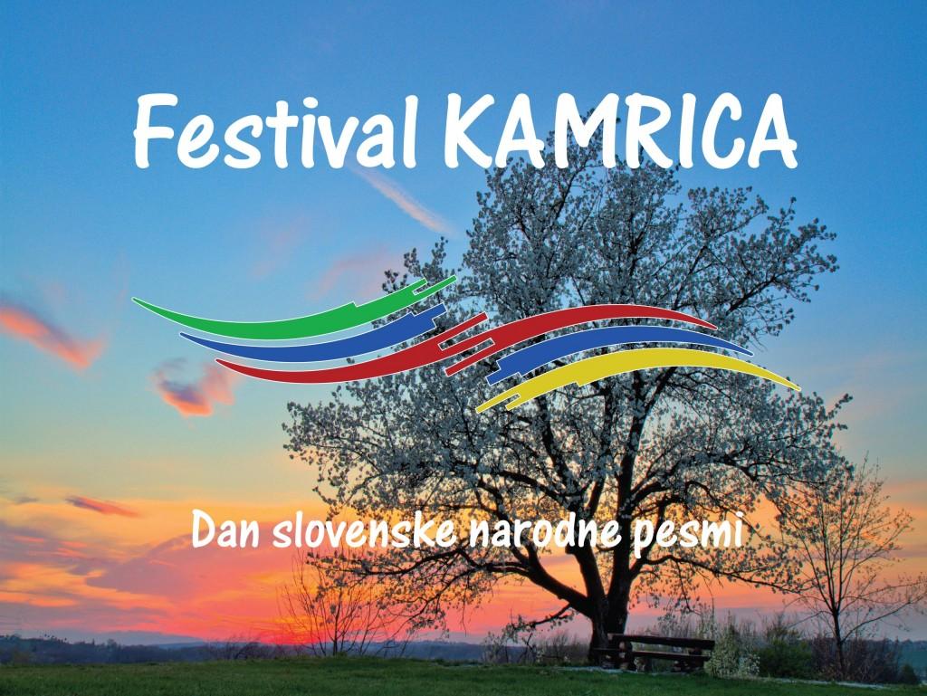 FESTIVAL KAMRICA 2018 - prelep dogodek vseh, ki radi pojemo slovenske narodne pesmi