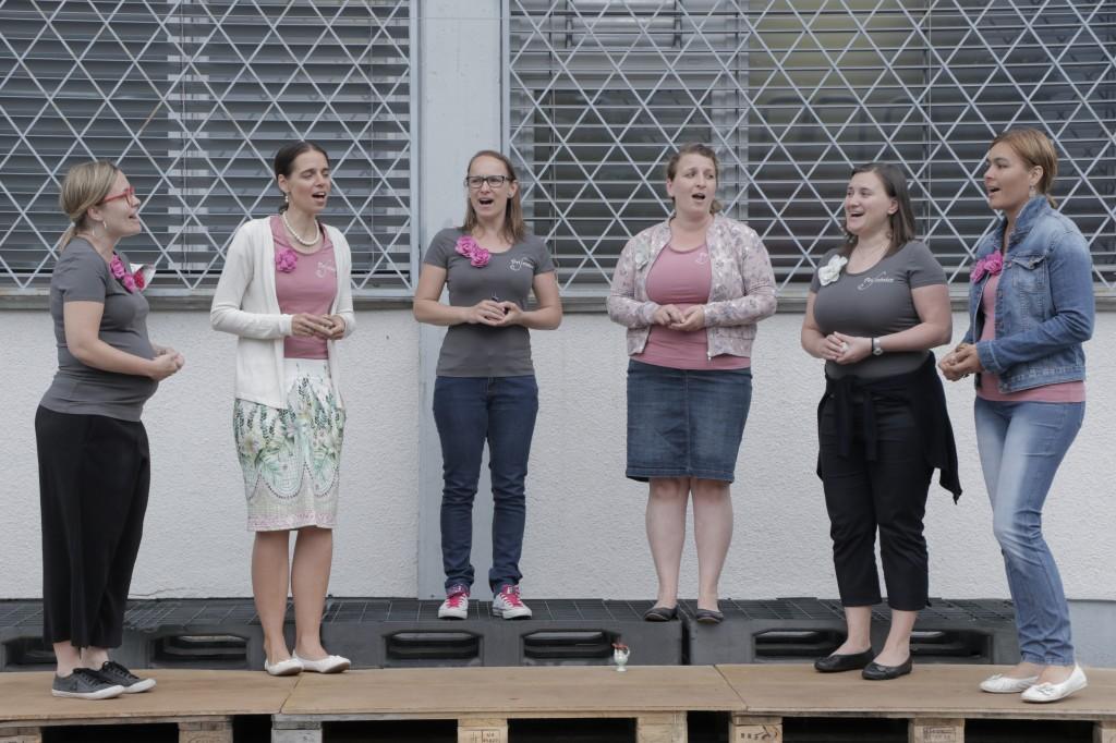 Skupina Prisrčnice z Viča -