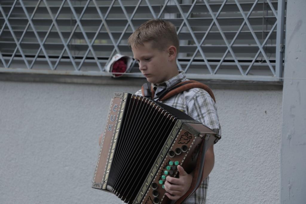 Harmonikar NIKO, valčki in polke s frajtonarico